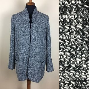 Soft Surroundings marled texture jacket size 1X